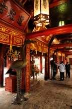 VIETNAM - Hanoï Temple de la Littérature