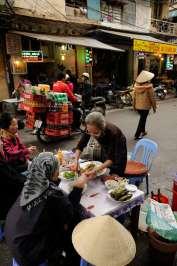 VIETNAM - Hanoï Street food