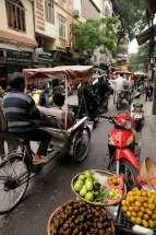 VIETNAM - Hanoï Pousse-pousse