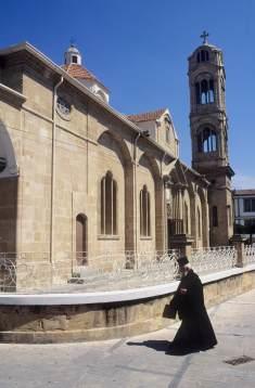 CHYPRE - Nicosie Eglise Faneromeni