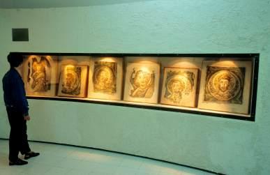 CHYPRE - Nicosie Au musée byzantin