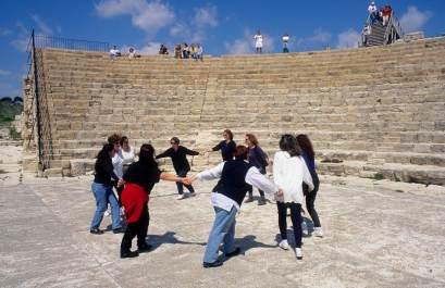 CHYPRE - Limassol Théâtre de Kourion