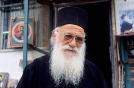 CHYPRE - Troodos Père Kallinikos