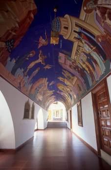 CHYPRE - Troodos Au monastère de Kykko
