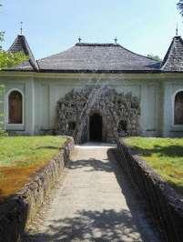AUTRICHE - Salzbourg Château d'Hellbrunn Jeux d'eaux