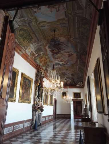 AUTRICHE - Salzbourg A l'intérieur des musées du DomQuartier