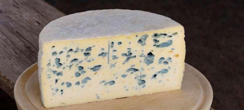 Le Bleu d'Auvergne, un persillé decaractère