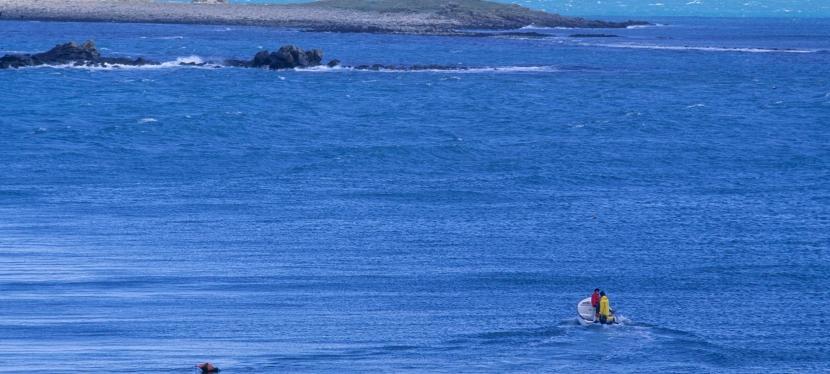 Les îles de la merd'Iroise
