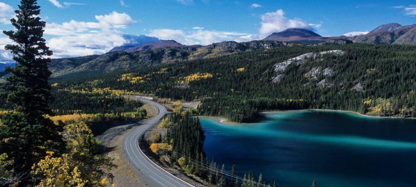 Yukon, au fin fond duCanada
