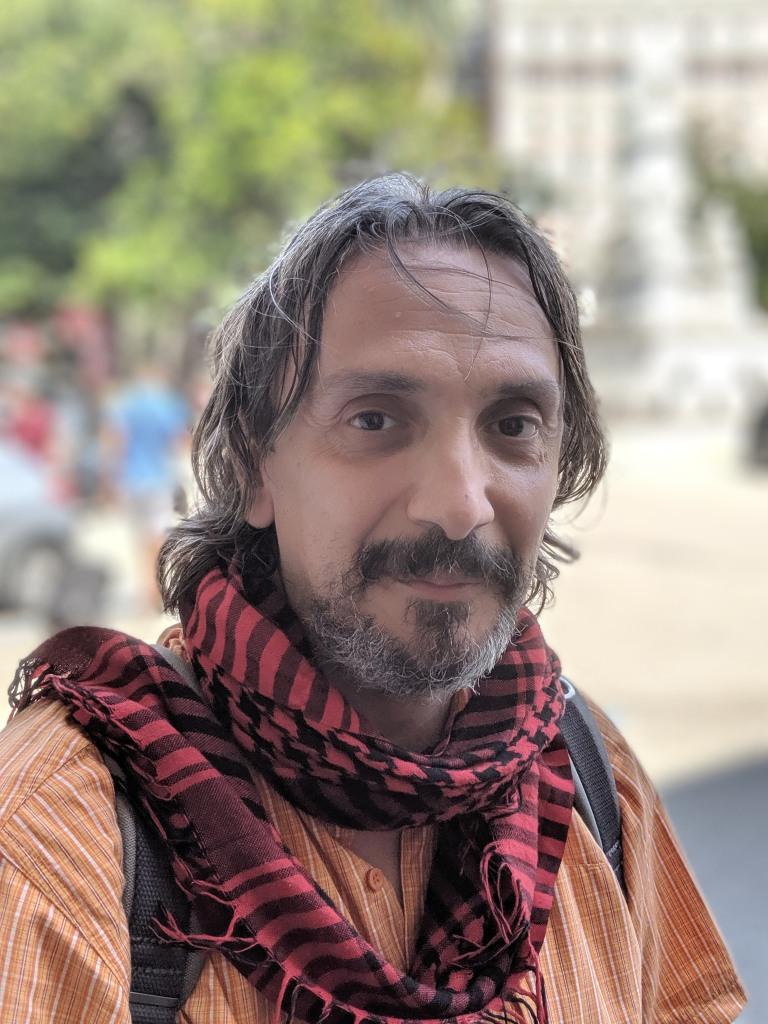 ITALIE - Gênes Allessandro Ravera, guide et historien